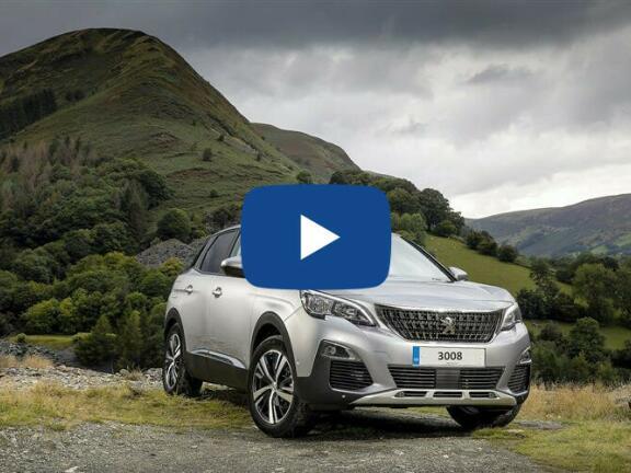 Video Review: PEUGEOT 3008 DIESEL ESTATE 1.5 BlueHDi GT Line Premium 5dr EAT8