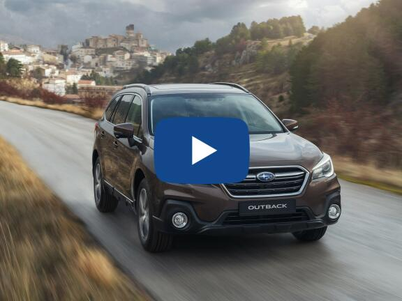 Video Review: SUBARU OUTBACK ESTATE 2.5i SE 5dr Lineartronic