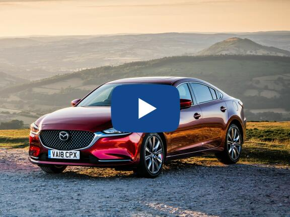 Video Review: MAZDA MAZDA6 DIESEL SALOON 2.2d Sport Nav+ 4dr