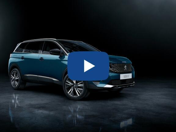 Video Review: PEUGEOT 5008 DIESEL ESTATE 2.0 BlueHDi 180 GT Line Premium 5dr EAT8