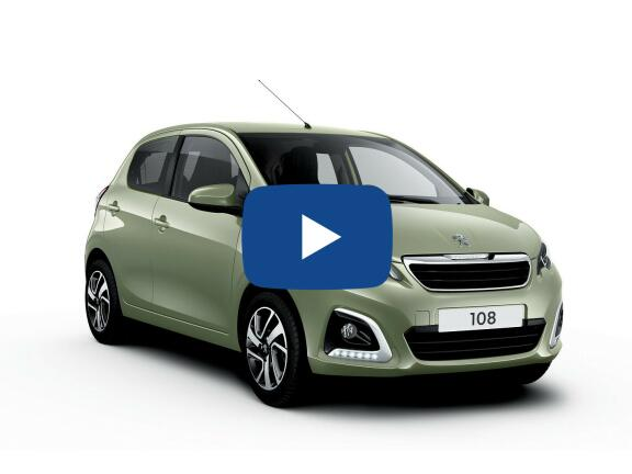 Video Review: PEUGEOT 108 HATCHBACK 1.0 72 Collection 5dr