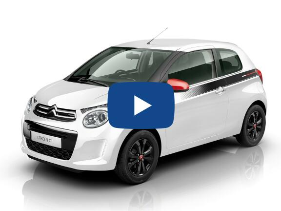Video Review: CITROEN C1 HATCHBACK 1.0 VTi 72 Touch 3dr
