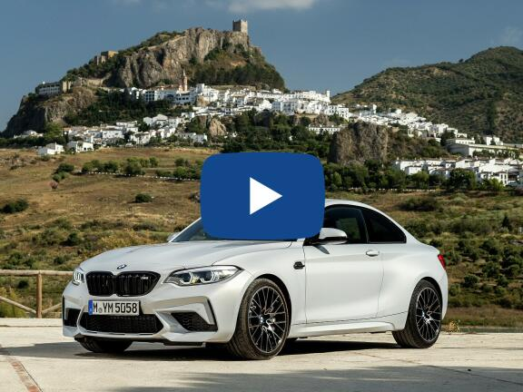Video Review: BMW M2 COUPE M2 Competition 2dr DCT