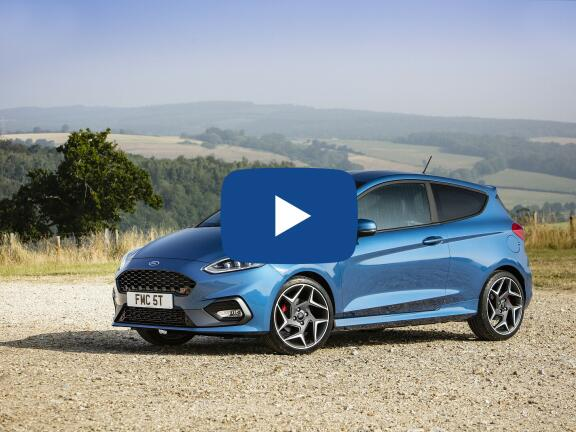 Video Review: FORD FIESTA HATCHBACK 1.5 EcoBoost ST-3 [Performance Pack] 5dr