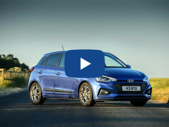 Video Review: HYUNDAI I20 HATCHBACK 1.2 MPi Premium Nav 5dr