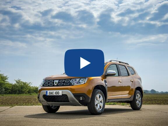 Video Review: DACIA DUSTER DIESEL ESTATE 1.5 Blue dCi Comfort 5dr 4X4