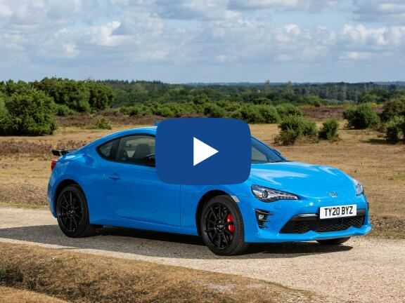 Video Review: TOYOTA GT86 COUPE SPECIAL EDITION 2.0 D-4S Blue Edition 2dr Auto [Performance Pack]