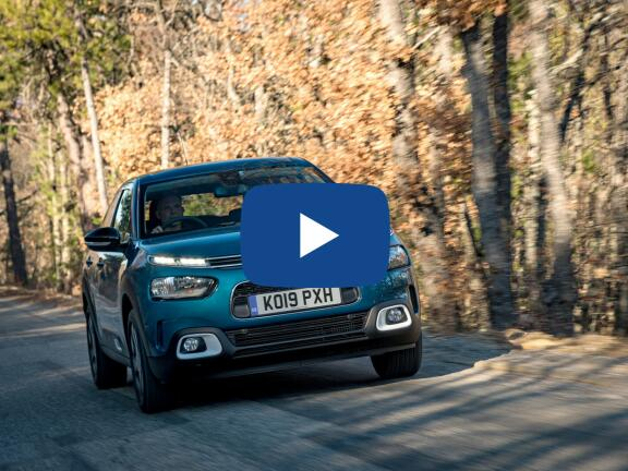 Video Review: CITROEN C4 CACTUS DIESEL HATCHBACK 1.5 BlueHDi Flair 5dr