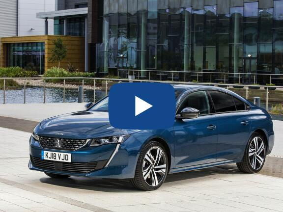 Video Review: PEUGEOT 508 DIESEL FASTBACK 1.5 BlueHDi Active 5dr EAT8