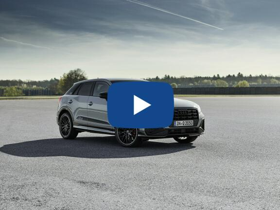 Video Review: AUDI Q2 DIESEL ESTATE 30 TDI Black Edition 5dr S Tronic [Tech pack]