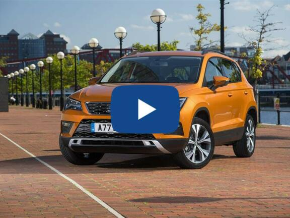 Video Review: SEAT ATECA DIESEL ESTATE 2.0 TDI Xcellence [EZ] 5dr DSG