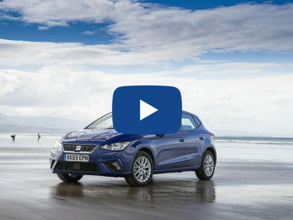 Video Review: SEAT IBIZA HATCHBACK 1.0 SE Technology [EZ] 5dr