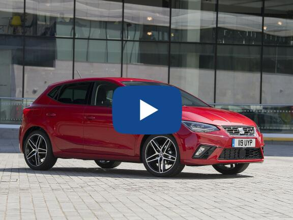 Video Review: SEAT IBIZA HATCHBACK 1.0 TSI 115 Xcellence [EZ] 5dr