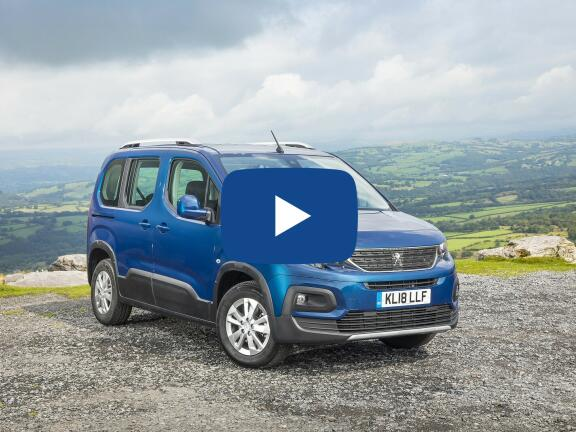 Video Review: PEUGEOT RIFTER ESTATE 1.2 PureTech Active 5dr