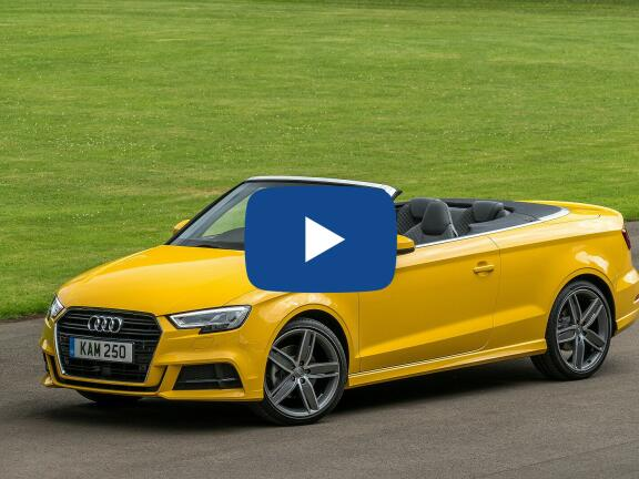 Video Review: AUDI A3 CABRIOLET 35 TFSI S Line 2dr S Tronic