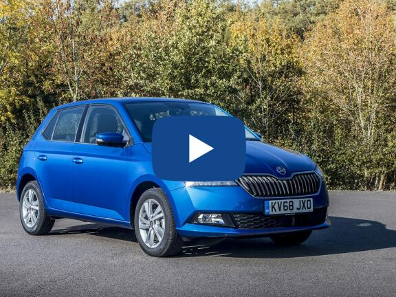 Video Review: SKODA FABIA HATCHBACK SPECIAL EDITIONS 1.0 TSI Colour Edition 5dr