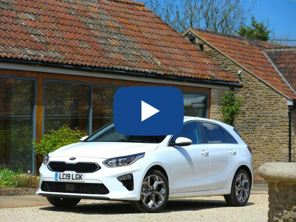 Video Review: KIA CEED HATCHBACK 1.0T GDi ISG 3 5dr