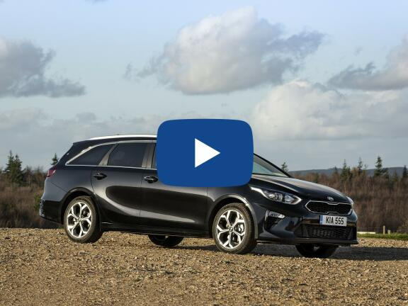 Video Review: KIA CEED SPORTSWAGON 1.0T GDi ISG 2 5dr