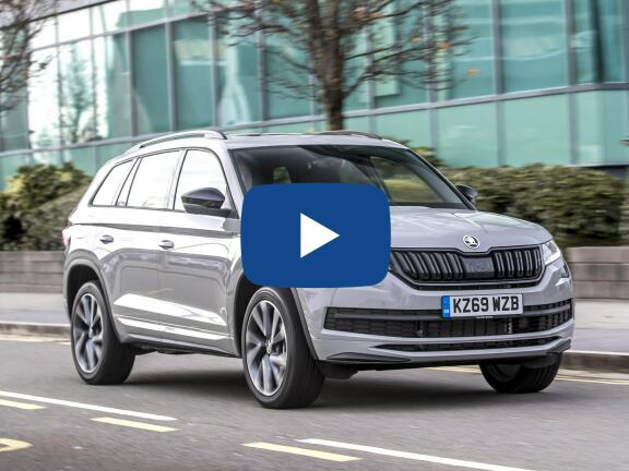 Video Review: SKODA KODIAQ ESTATE 1.5 TSI SE 5dr DSG [7 Seat]