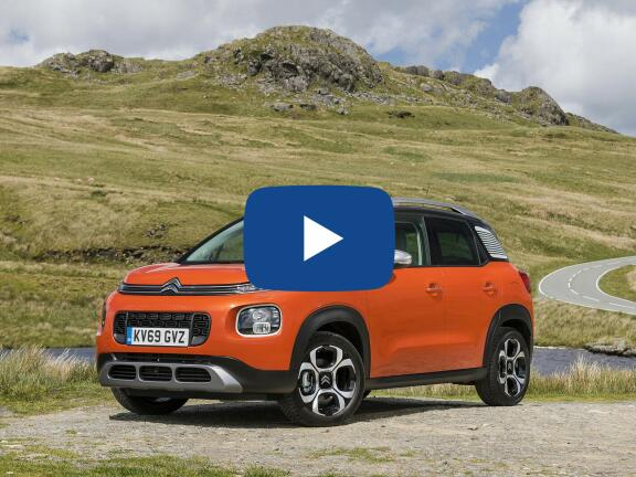 Video Review: CITROEN C3 AIRCROSS SPECIAL EDITION 1.2 PureTech 110 Rip Curl 5dr