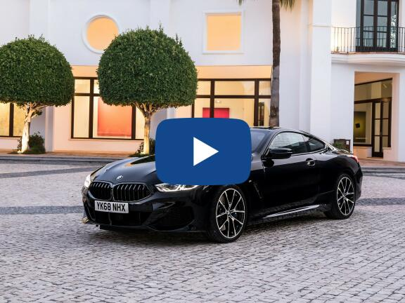 Video Review: BMW 8 SERIES COUPE M850i xDrive 2dr Auto
