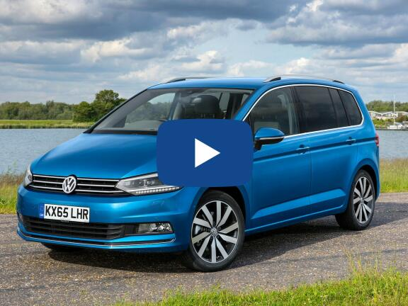 Video Review: VOLKSWAGEN TOURAN ESTATE 1.5 TSI EVO R Line 5dr
