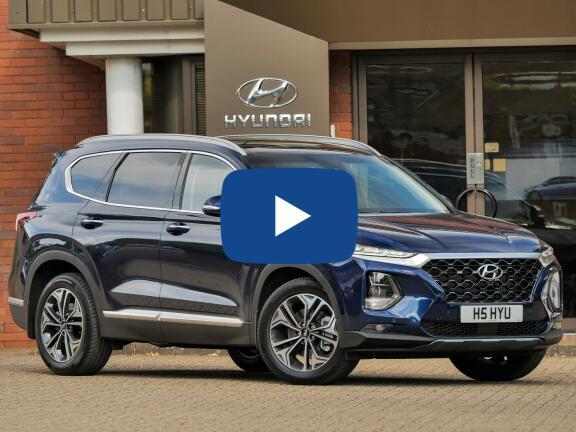 Video Review: HYUNDAI SANTA FE DIESEL ESTATE 2.2 CRDi Premium 5dr 4WD Auto