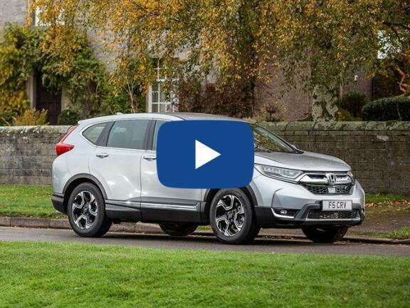 Video Review: HONDA CR-V ESTATE 1.5 VTEC Turbo EX 5dr
