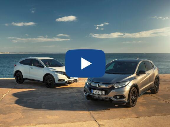 Video Review: HONDA HR-V HATCHBACK 1.5 i-VTEC S 5dr