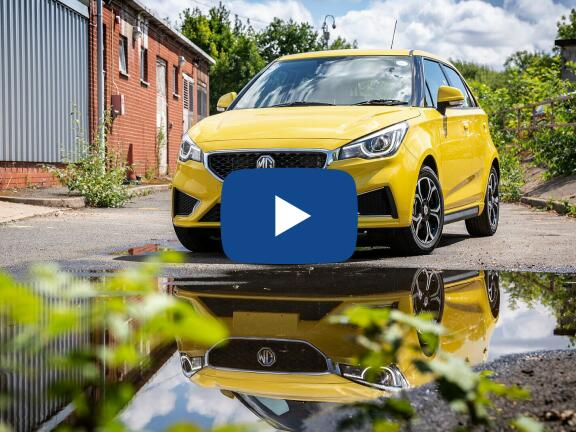 Video Review: MG MOTOR UK MG3 HATCHBACK 1.5 VTi-TECH Excite 5dr