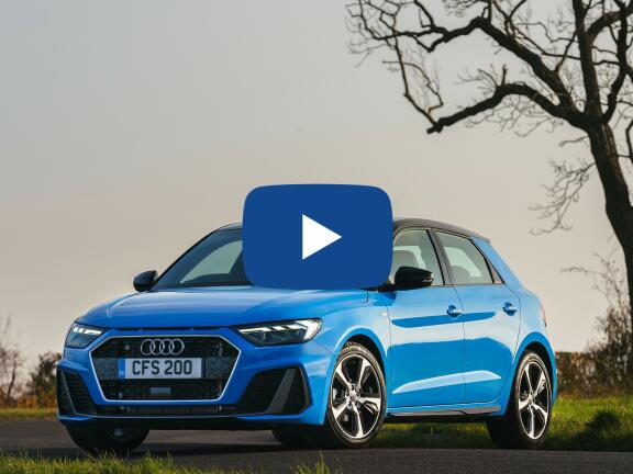Video Review: AUDI A1 SPORTBACK 25 TFSI S Line 5dr S Tronic [Tech Pack]