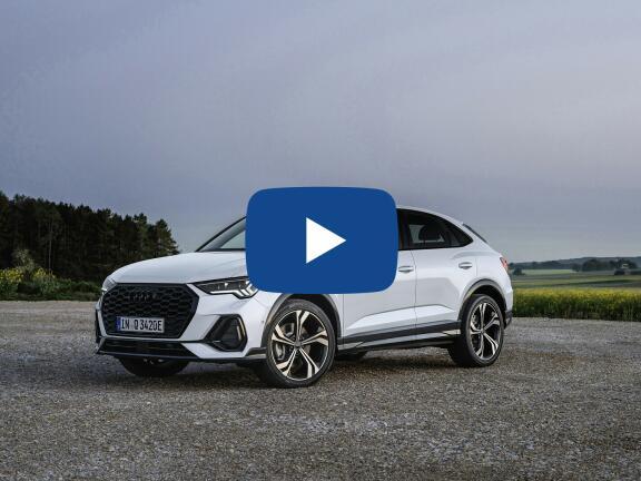 Video Review: AUDI Q3 ESTATE 45 TFSI Quattro S Line 5dr S Tronic [C+S Pack]