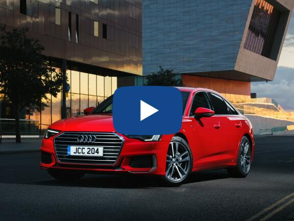 Video Review: AUDI A6 DIESEL SALOON 40 TDI Quattro S Line 4dr S Tronic [Tech Pack]