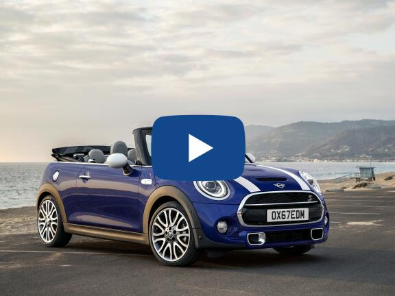 Video Review: MINI CONVERTIBLE 1.5 Cooper Classic II 2dr Auto [Comfort Pack]