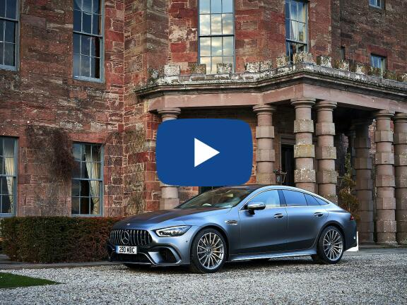 Video Review: MERCEDES-BENZ AMG GT COUPE GT 63 S 4Matic + 4dr Auto