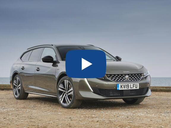 Video Review: PEUGEOT 508 SW DIESEL ESTATE 1.5 BlueHDi Allure 5dr