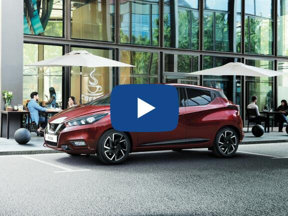 Video Review: NISSAN MICRA HATCHBACK 1.0 IG-T 100 Tekna 5dr Xtronic [Leather]