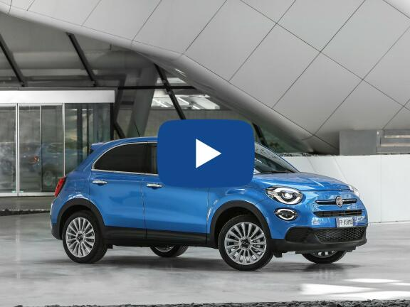 Video Review: FIAT 500X HATCHBACK 1.0 Urban 5dr