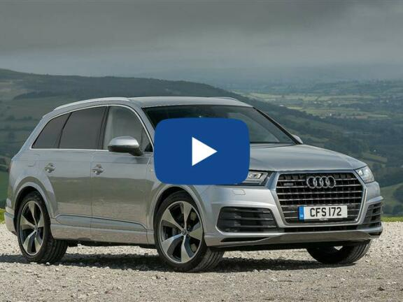 Video Review: AUDI Q7 DIESEL ESTATE 50 TDI Quattro S Line 5dr Tiptronic