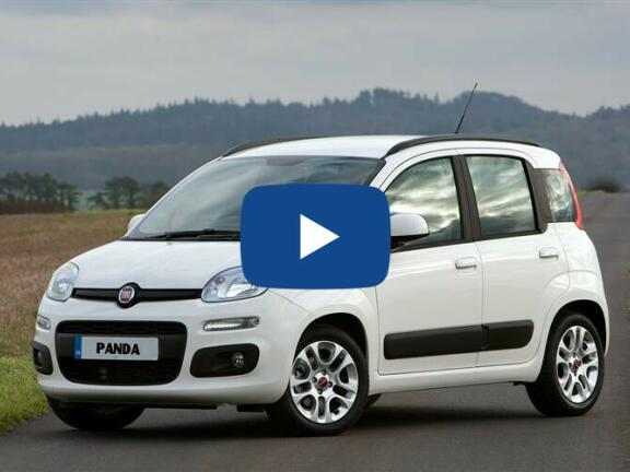 Video Review: FIAT PANDA HATCHBACK SPECIAL EDITIONS 1.2 Trussardi 5dr