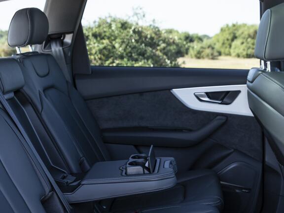 AUDI Q7 ESTATE 55 TFSI Quattro Sport 5dr Tiptronic [C+S Pack]