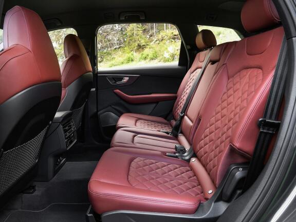 AUDI Q7 ESTATE SQ7 TFSI Quattro 5dr Tiptronic