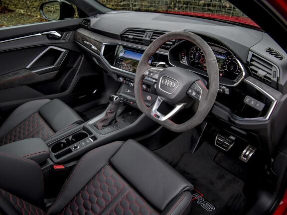 AUDI RS Q3 ESTATE RS Q3 TFSI Quattro Audi Sport Ed 5dr S Tronic[C+S]