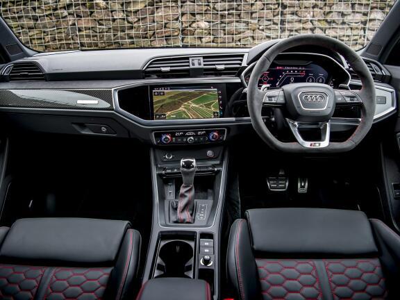 AUDI RS Q3 ESTATE RS Q3 TFSI Quattro 5dr S Tronic [Comfort+Sound Pk]