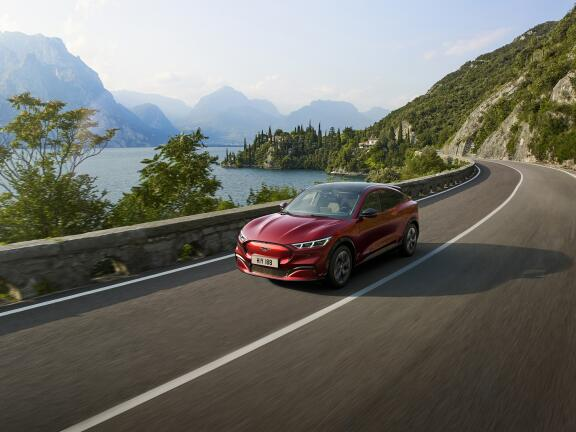 FORD MUSTANG MACH-E ESTATE SPECIAL EDITIONS 258kW First Edition 88kWh AWD 5dr Auto
