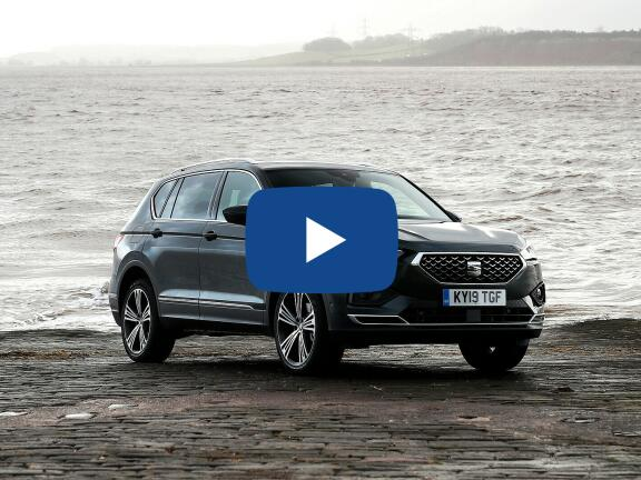 Video Review: SEAT TARRACO ESTATE 2.0 TSI Xcellence Lux 5dr DSG 4Drive