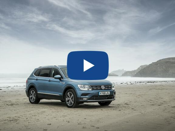 Video Review: VOLKSWAGEN TIGUAN ALLSPACE ESTATE 1.5 TSI EVO R Line Tech 5dr DSG
