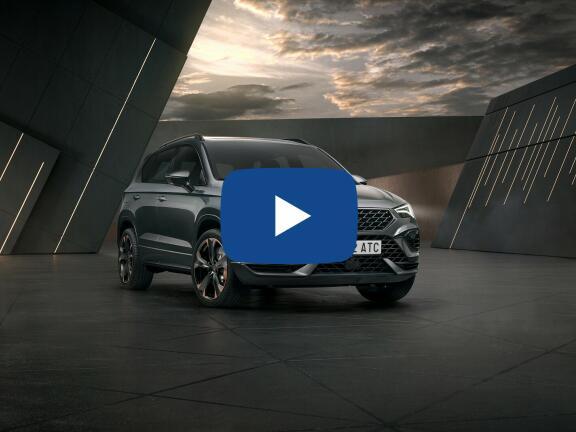 Video Review: SEAT CUPRA ATECA ESTATE 2.0 TSI 5dr DSG 4Drive