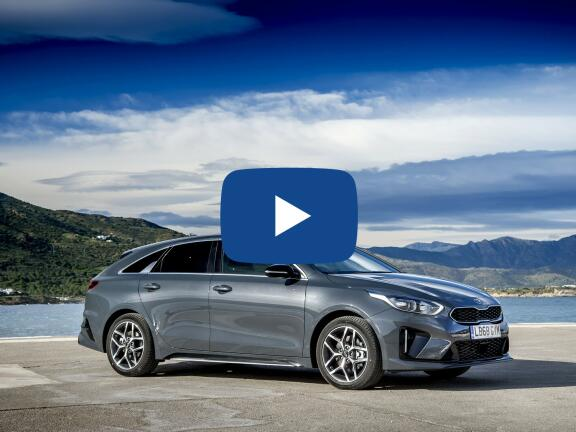 Video Review: KIA PRO CEED SHOOTING BRAKE 1.6T GDi ISG GT 5dr DCT