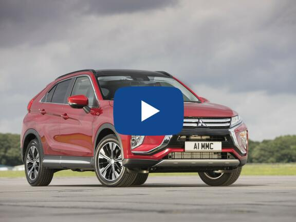 Video Review: MITSUBISHI ECLIPSE CROSS HATCHBACK SPECIAL EDITIONS 1.5 Black 5dr CVT 4WD